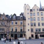 Dag 1 tot 3 – Edinburgh