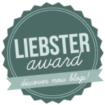 Liebster Award. (deel 1)